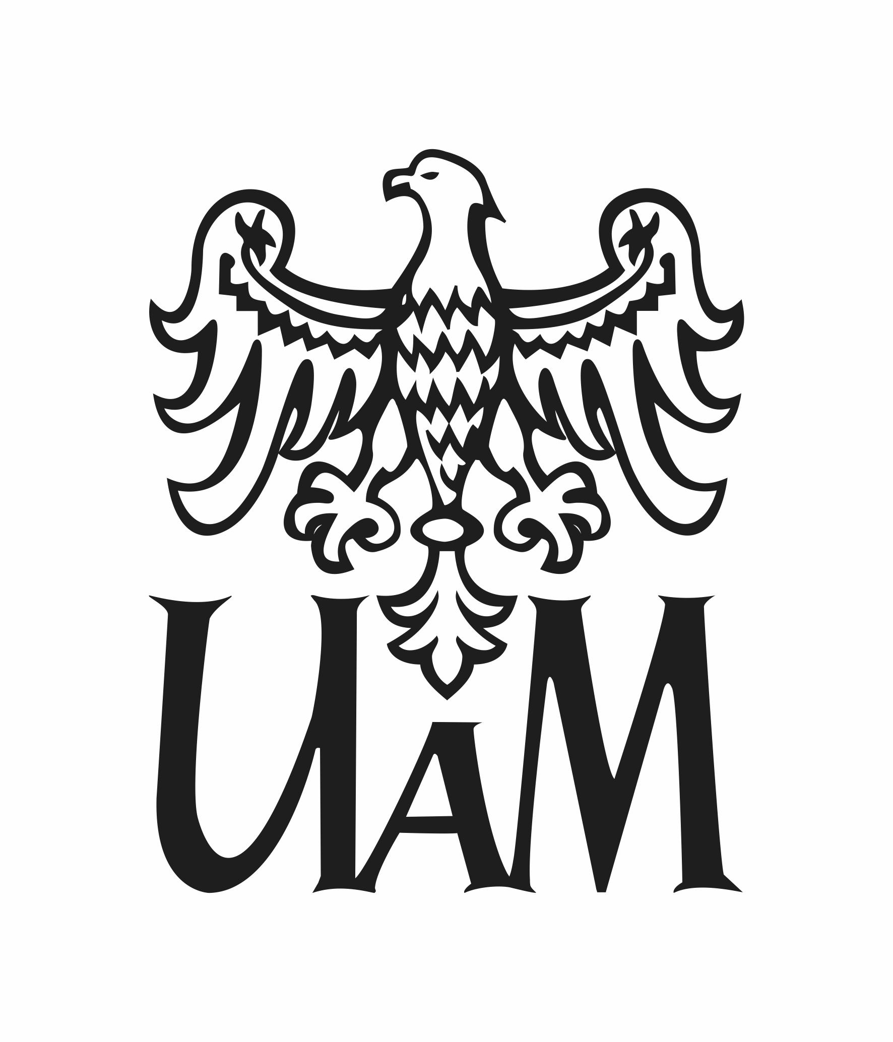 Znalezione obrazy dla zapytania: logo uam